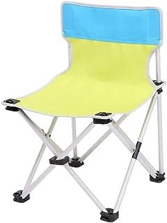 Tables de Salle à Manger Tables de Jardin Portatives Chaise De Camping Aluminium Ultra-Légères Chaises De Jardin Randonnée...