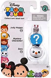 Disney Tsum Tsum Series 4 Judy Hopps & Zero 1