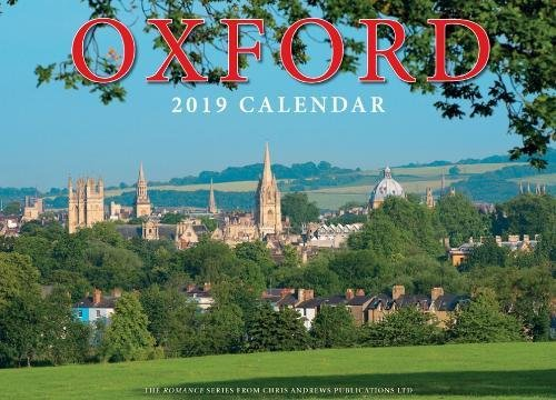Romance of Oxford 2019