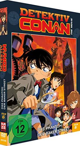 Detektiv Conan: Das Phantom der Baker Street - 6.Film - [DVD]