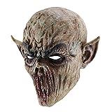 恐ろしい 仮面ハロウィンコスプレ血まみれのエイリアンゾンビマスク変装面具