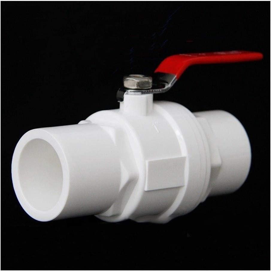 1pc I.D 20~110mm PVC Ball Valve Tank List price Pipe Aquarium S Sale SALE% OFF Globe