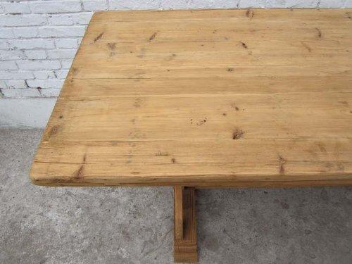 Luxury-Park China shanxi 1860 Table rustikales Bois d'orme Claire