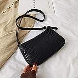 2020 - Bolso de mano para mujer, diseño retro con axilas