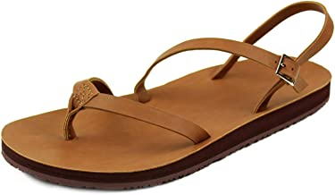 Feelgoodz Vegan Oasis Sandals - 100% Natural and All-Vegan Sandals, Fair Trade Certified, Counsciously Sourced and Artisan...
