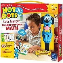 Hot Dots Jr. Let's Master Kindergarten Math