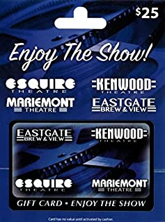 Esquire Theatre Gift Card