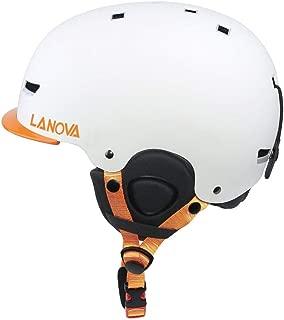 Kids Adult Ski Snow Helmet with Mini Visor