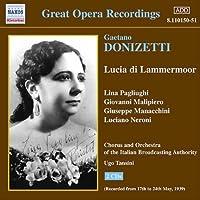 ドニゼッティ:歌劇「ランメルモールのルチア」(パリウーギ/マリピエロ)(1939)