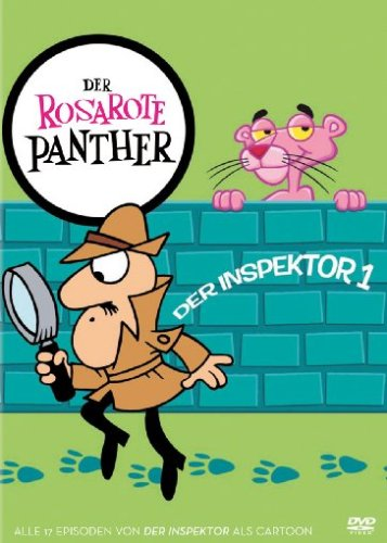 Der rosarote Panther - Der Inspektor Vol. 1