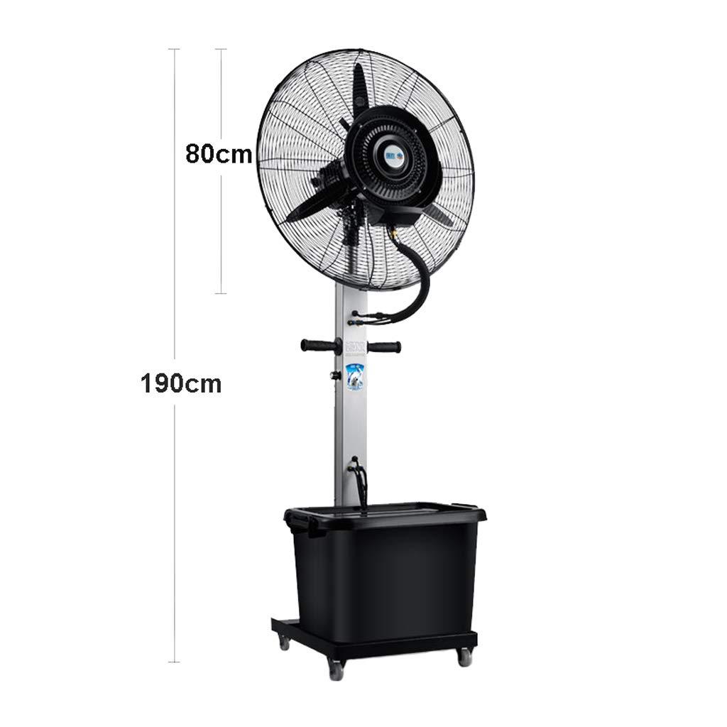 MMLI-Ventiladores Ventilador de pie Enfriador de Aire nebuloso ...