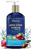 StBotanica Apple Cider Vinegar & Organic Argan Oil Hair Shampoo + Argan Hair Conditioner, 300ml