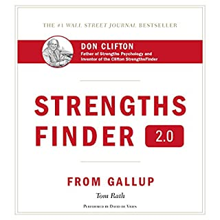 StrengthsFinder 2.0 cover art