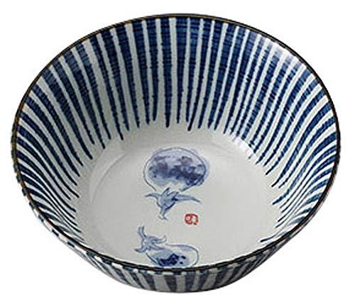 京野菜茶漬碗 なす [ 14.8 x 6.5cm ] [ ミニ丼 ] | 和食 飲食店 定食屋 業務用