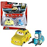 Die Cast Cars Movie Characters Luigi & Guido Disney Pixar Cars Luigi & Guido Die Cast Car