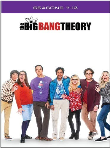 Big Bang Theory: Season 7-12 (6 Dvd) [Edizione: Stati Uniti]