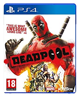 Deadpool  PS4  by Activision