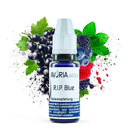 Avoria Aroma R.I.P Blue (12 ml) (Multifrucht mit Beeren und Menthol)