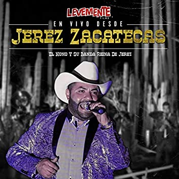 Levemente (En Vivo Desde Jerez, Zacatecas)
