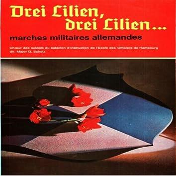 Drei Lilien, Drei Lilien : Marschlieder Potpourri