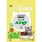 (まとめ) ネオ砂ヒノキ6L 〔猫砂〕〔ペット用品〕 〔×8セット〕