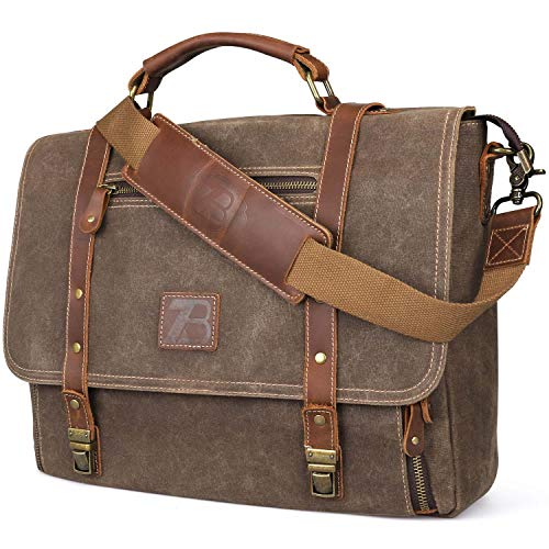 Best canvas briefcase bags