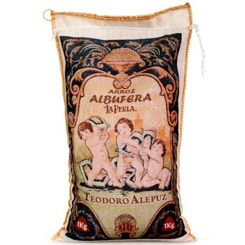 Arroz 'Albufera' - La Perla (1 kg)