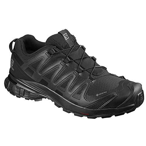 Salomon Schuhe XA PRO 3D v8 GTX Black/Black schwarz - 8/42