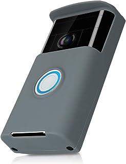 kwmobile Cover compatibile con ring Video Doorbell (1. Gen) - in silicone protezione per campanello video - Rivestimento p...