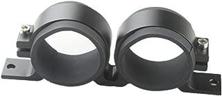 AdlerSpeed 60mm ID Dual Black Billet Aluminum Fuel Pump Bracket Fit Bosch 044 Walbro Sytec Pumps And Filters