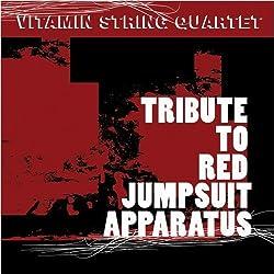 Red Jumpsuit Apparatus Tribute by Vitamin String Quartet (2009-03-03)