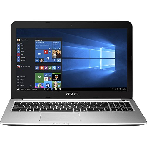 Asus R516UX 15-inch High Performance FHD Gaming Laptop, Intel Core i7-6500U up to 3.1GHz, NVIDIA GeForce GTX 950M, 15.6