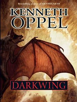 Darkwing Kenneth Oppel children's fantasy book reviews Kenneth Oppel Silverwing 4. Darkwing
