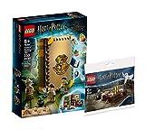 Collectix Lego Harry Potter 76384 - Juego de cartas de Harry Potter y Hogwarts Momento de Hogwarts (bolsa de plástico)