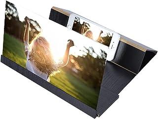 12 inch schermvergroter voor smartphone, mobiele videoschermversterker, high definition mobiele telefoon schermversterker,...