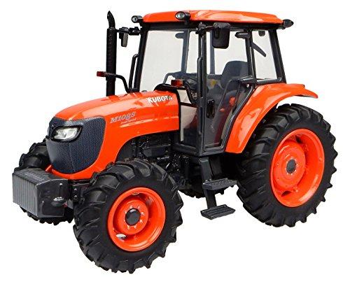 Kubota M108S - Tractor (Escala 1/32), Color Naranja