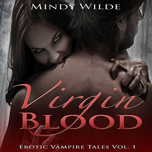 Virgin Blood audiobook cover art