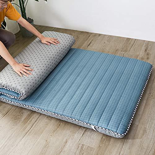 Brownber Dik tatami matras matras matras pad 0.9m vloer slaapmat student slaapzaal matras opvouwbare fabriek groothandel