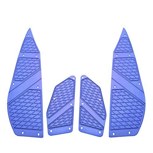 Clavijas de pies de la Motocicleta Pedal De Reposapiés CNC