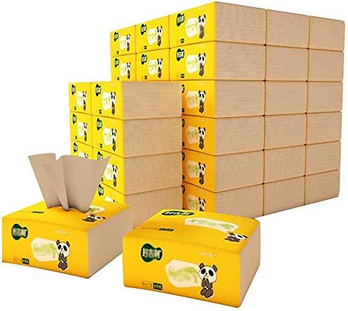 Preisvergleich Produktbild Weiches Toilettenpapier Bambus-Toilettenpapier 42 Packung 4-lagig 60-fach Toilettenpapier / Packung Septic Safe Toilettenpapier Keine Verwendung eines Toilettenpapierteilers erforderlich