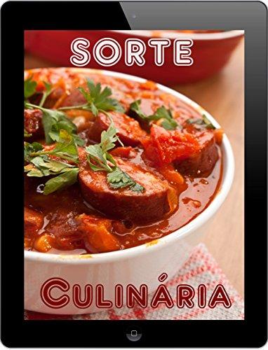Sorte Culinária: As melhores receitas de 3000 de A a Z (Portuguese Edition)