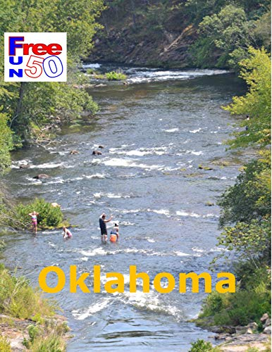 Oklahoma: 50 Free Fun Things to See and Do (50 Free Fun Travel Book 3) (English Edition)