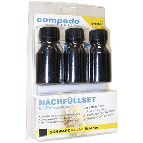 Compedo Refill Set Brother MREFILL03 sw