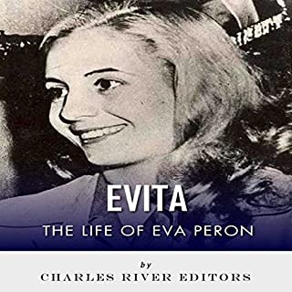 Evita: The Life of Eva Peron cover art