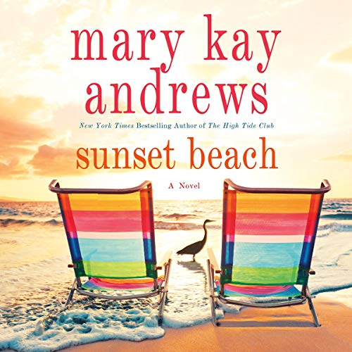 Sunset Beach audiobook cover art
