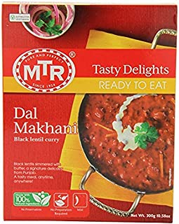 Pack of 2 - MTR Dal Makhani (Ready-to-Eat) 300 gm (300 Grams Each)