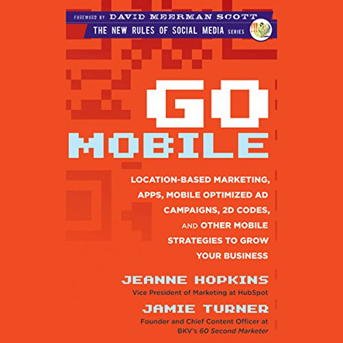 Go Mobile audiobook cover art