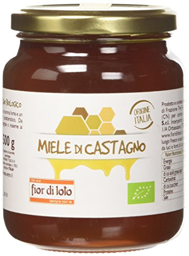 Fior di Loto Miele di Castagno - 500 gr