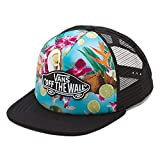 Vans Off The Wall Unisex Classic Patch Trucker Hat Cap - Coco Nuts