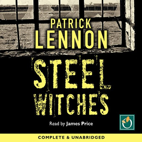 Steel Witches audiobook cover art